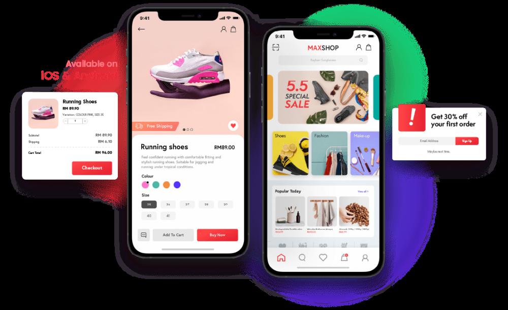 sellonline-slide2-customer-app