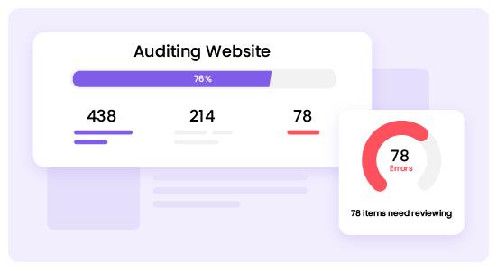 Site Auditing
